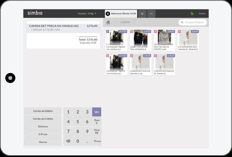 334d408bab Simbio - Sistema de gestão online com frente de caixa (PDV)